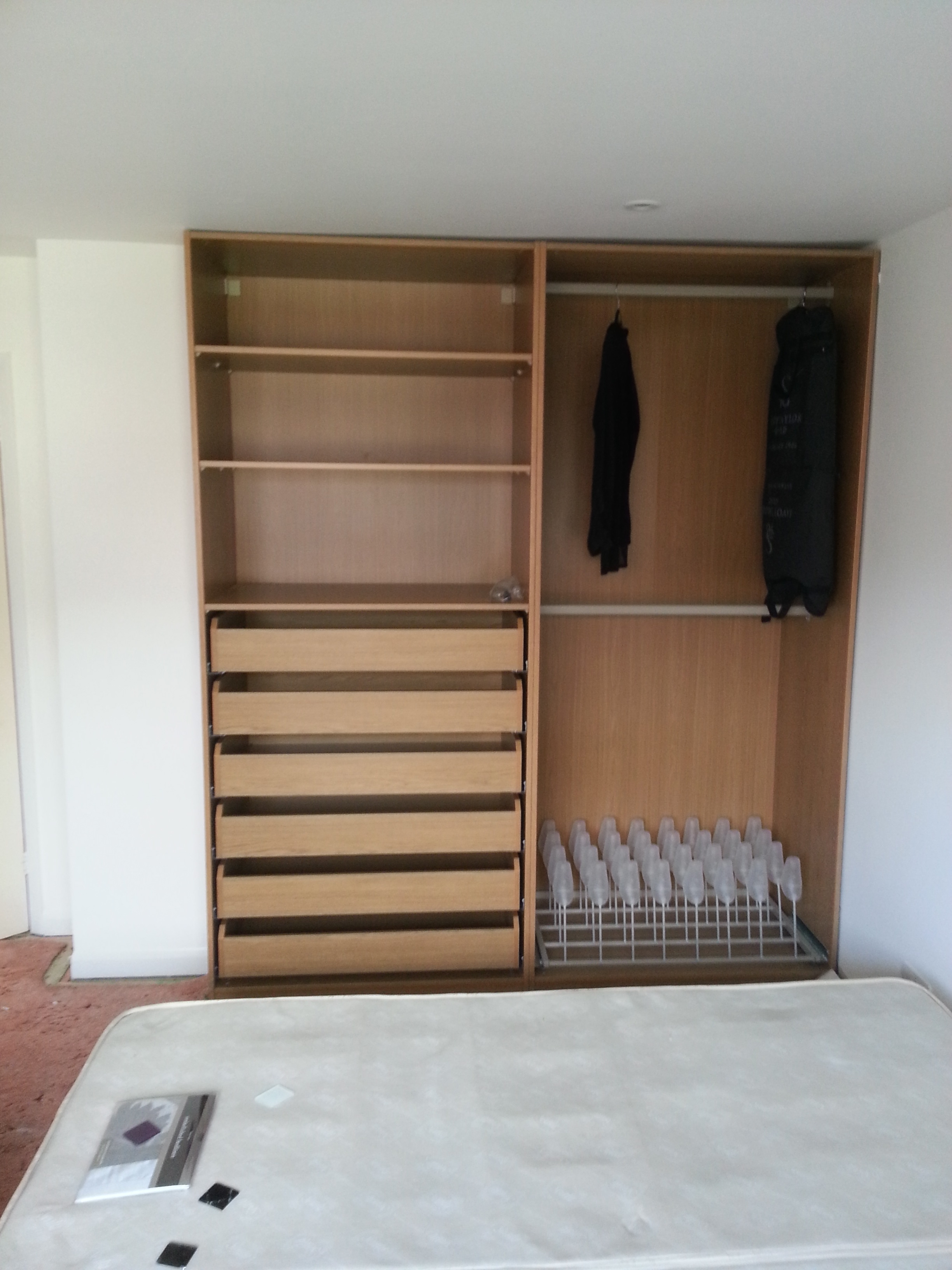 customer fitted wardrobes image