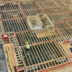 Roof construction image