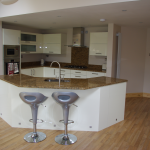 Example of one of our fitted kitchens